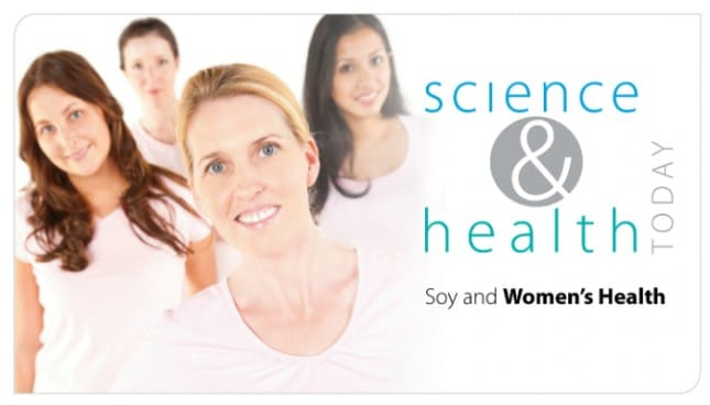Soy Solutions for Better Women's Health