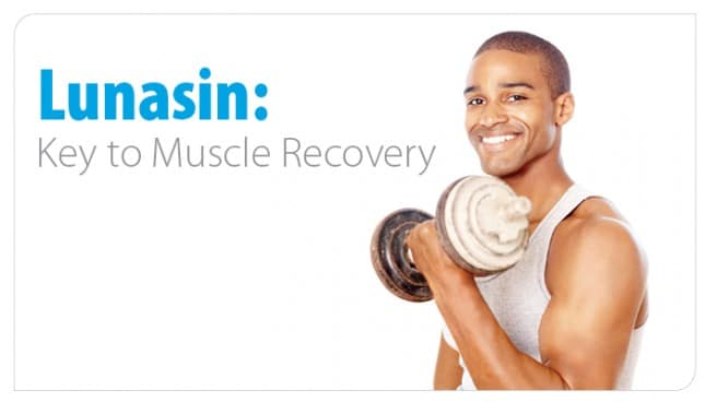 Strength Training: Lunasin the key to muscle recovery
