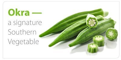 Okra - A Signature Southern Vegetable