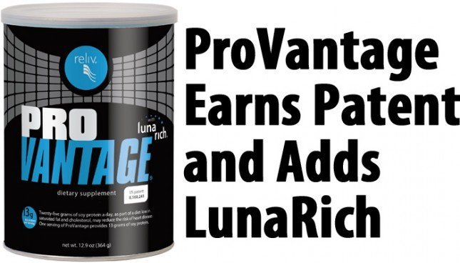 Patented Sports Nutrition