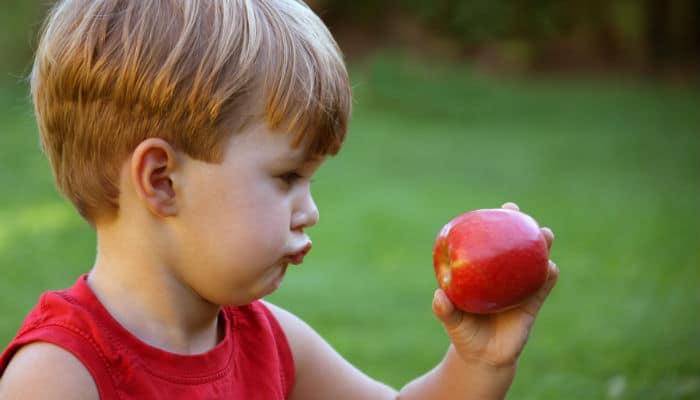 Child Development with Nutrition