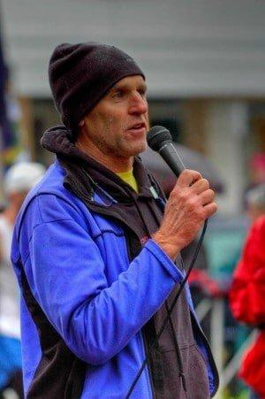 Gary Allen Distance Runner