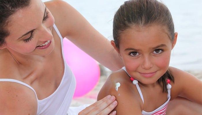 Safe Summer Skin Care