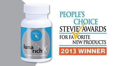 LunaRich X 2013 Stevie Award Winner!