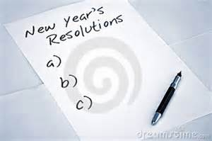 New Year Resolutions you can live with!