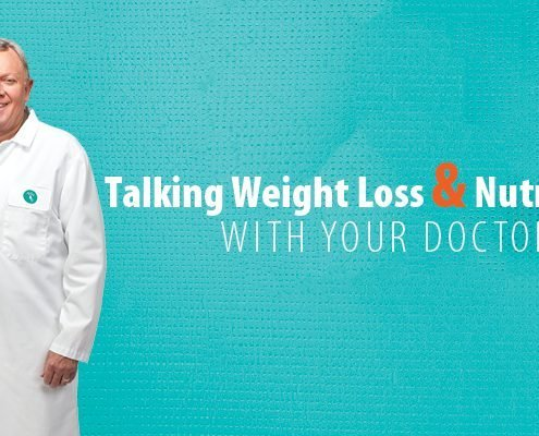 Weight Loss Discussion with Dr. Hastings