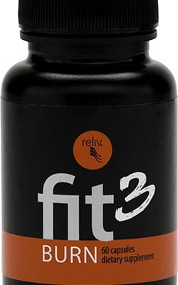 Fit3 Burn - Rev up your metabolism!