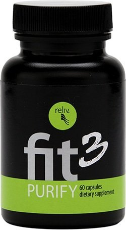 Fit3 Purify - Body Purification for a Healthy Digestive Tract